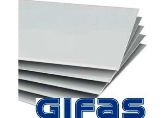 Гипсокартонный лист Гифас 2500*1200*12,5