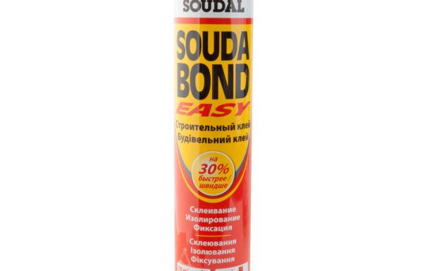 Клей полиуретановый 750 мл, Soudal