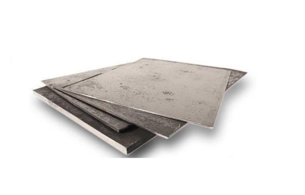 Лист металлический горячекататнный 2.0-1.25-2.5