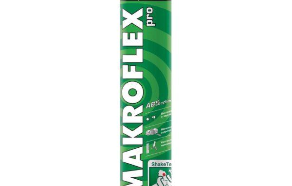 Пена монтажная, проф. ПРО, 750 мл, Makroflex