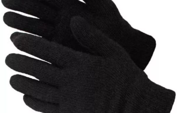 Перчатки двойные зима