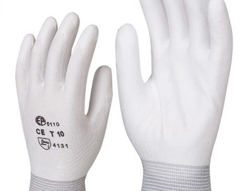 Перчатки нейлон с нп 1пр