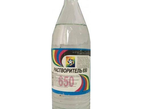 Растворитель 650 Спектр ТФ