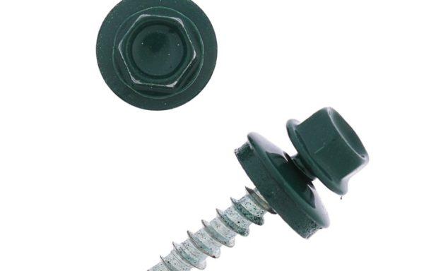 Саморез 4,8-29 RAL 6005 (Темно зеленый)