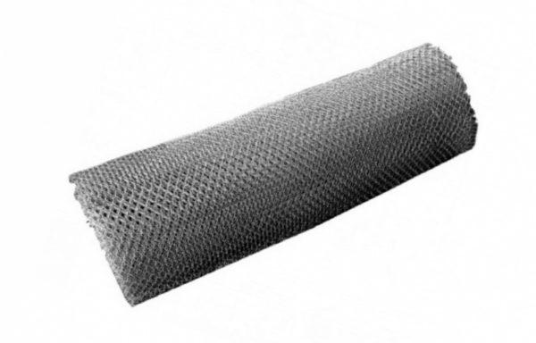Сетка ЦПВС 50×20 мм (1.25х27м) оцинк ромб