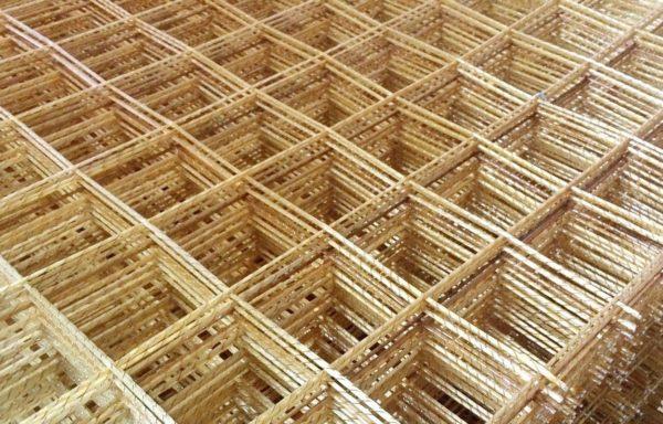 Сетка кладочная композитная 50х50, 0.23х2.0 м