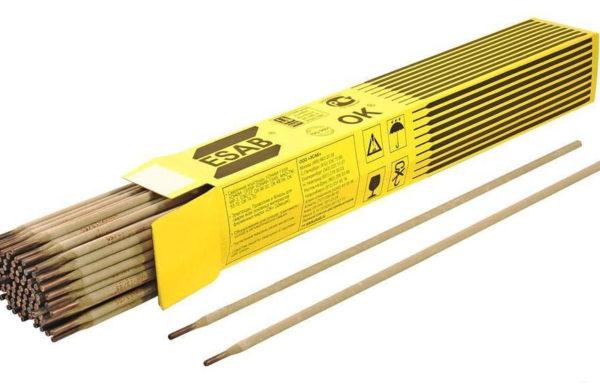 сварочные электроды ок-46 3мм (5,2 кг)