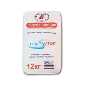 Гидроизоляция Аква-стоп Геркулес 12 кг