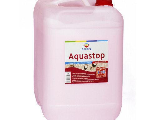 Грунт влагоизолирующий Escado Aquastop Prof 10 л