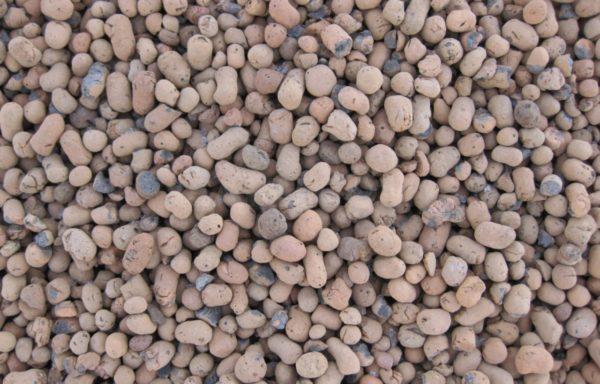 Керамзит, фракция 0-5 мм, 50 л