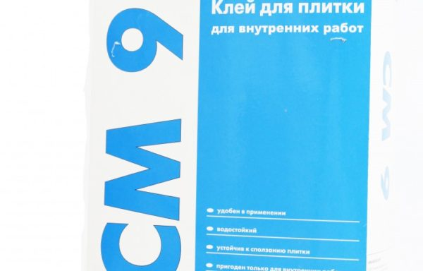 Клей для плитки внутренних работ CM9 Ceresit 25 кг