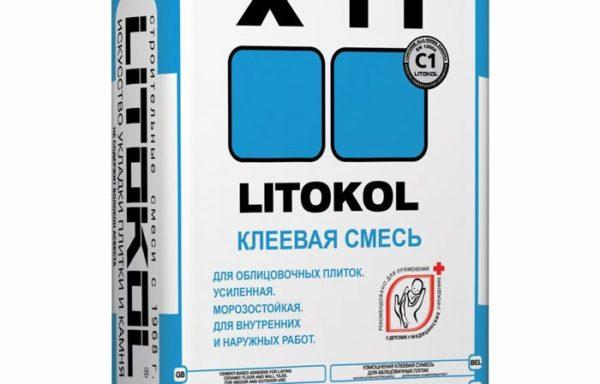 Клей для плитки Litokol 25 кг