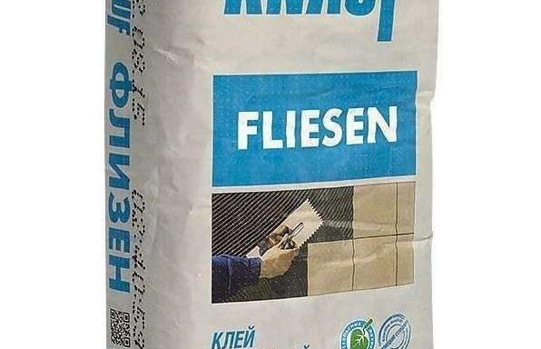 Клей плиточный для внутр.наруж работ флизелин Кнауф 25 кг