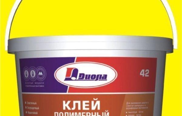Клей полимерный Д42 Диола 3 кг