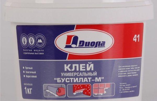 Клей универсальный бустилат Диола 4 кг