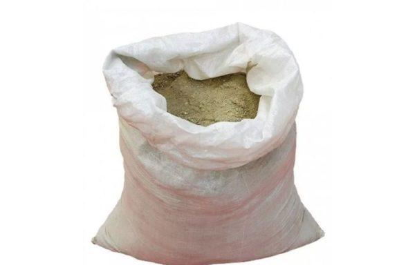 Песок фасованный, 25 кг