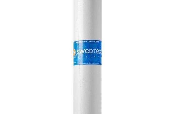 Стеклохолст Swedtex Light L125 1х50 Паутинка