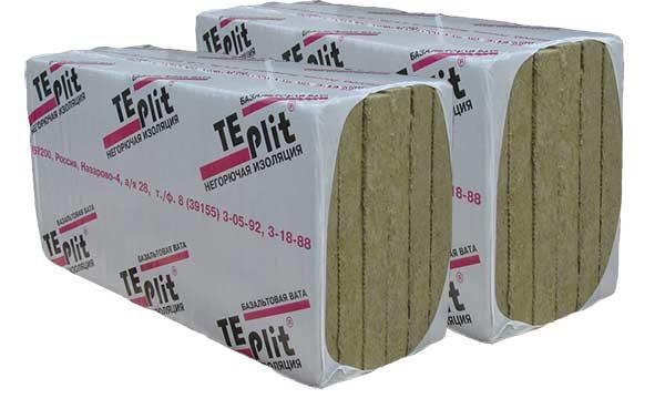 Теплоизоляционная плита П-75 1000х500х50