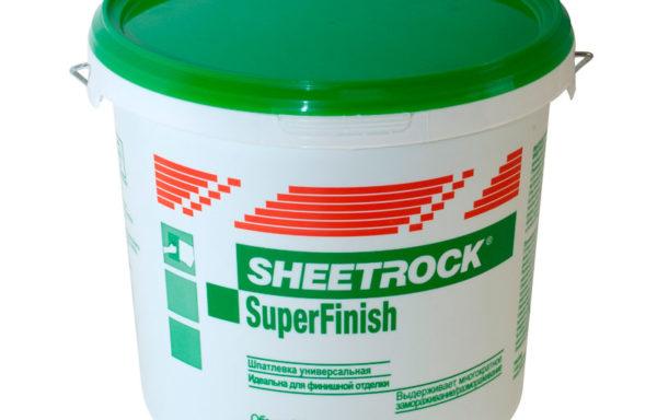 Шпаклевка готовая SheetRock 5,6 кг (3,5 л)