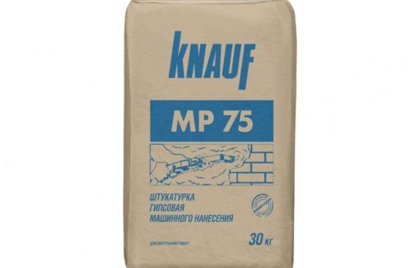 Штукатурка МР-75 Кнауф 30 кг