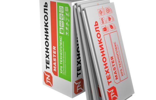 Экструзионный пенополистирол Технониколь 1180х580х30 мм