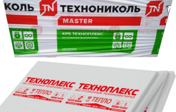 Экструзионный пенополистирол Технониколь1180х580х350мм